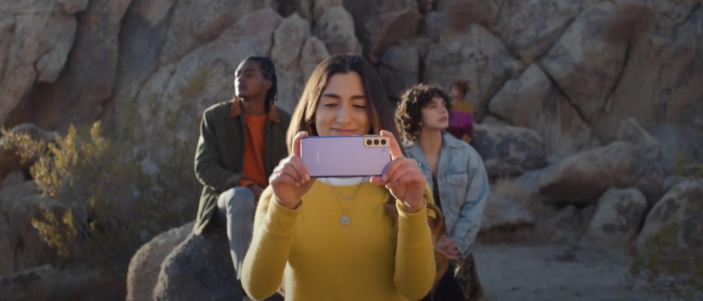 Samsung Galaxy S21 5G, derribando barreras para ayudarte a hacer cosas épicas 31