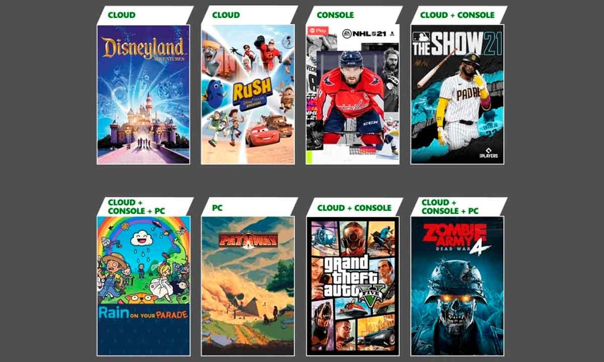 GTA V vuelve a Xbox Game Pass, para consola y xCloud
