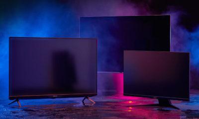 Gigabyte Aorus FI32U y FO48U monitores gaming 4K