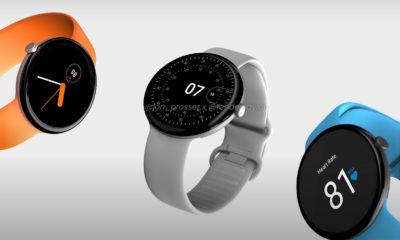 Google Pixel Watch filtrado diseño fecha precio