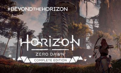 Horizon Zero Dawn Complete Edition gratis PS4
