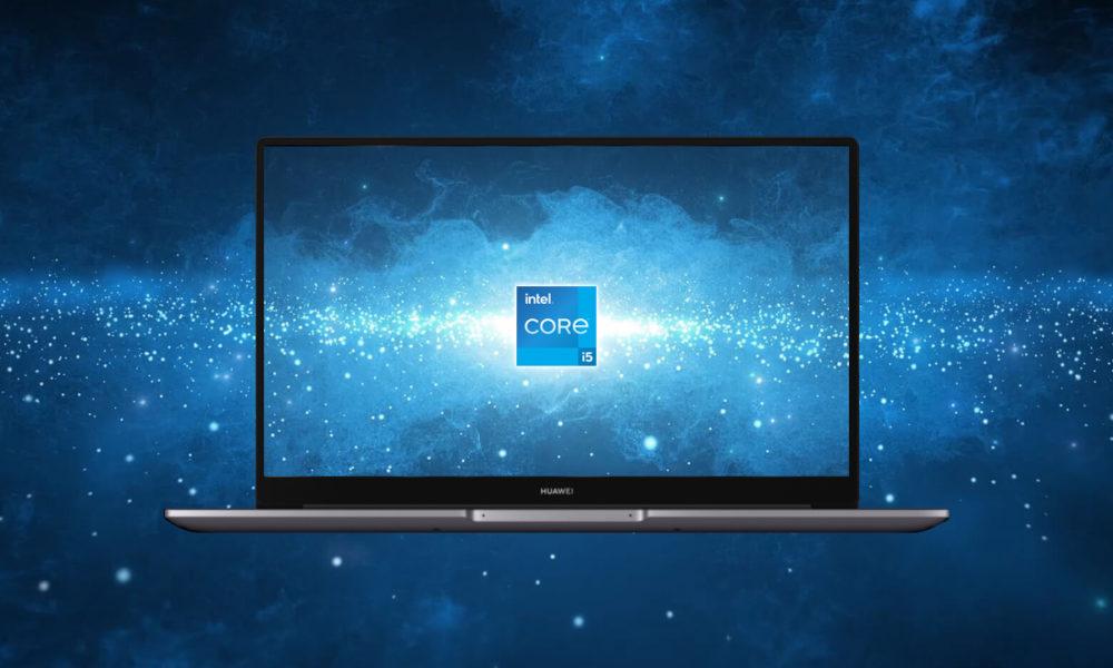 Huawei MateBook D 15 2021 se actualiza con los nuevos Intel Core de undécima generación