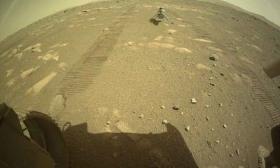 Ingenuity podría volar en Marte mañana por primera vez