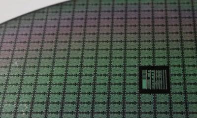 Intel proceso de fabricación