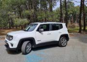 Jeep Renegade 4xe, lejanía 110
