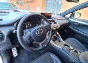 Lexus NX 300h, rocas 126