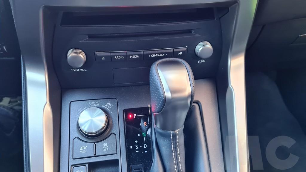 Lexus NX 300h, rocas 44