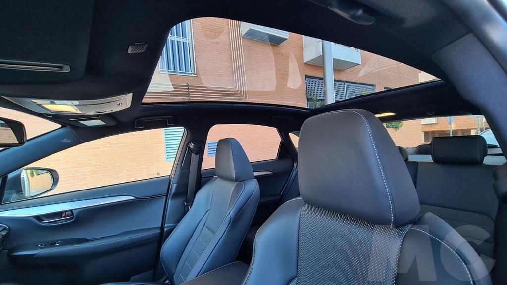 Lexus NX 300h, rocas 42