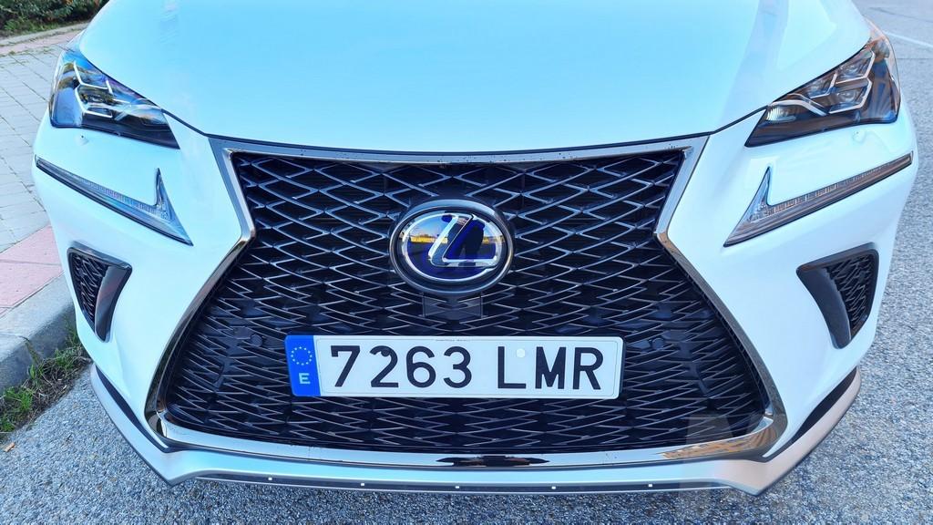Lexus NX 300h, rocas 34
