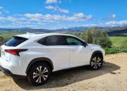 Lexus NX 300h, rocas 110