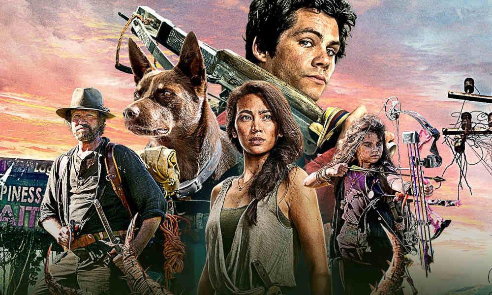 Novedades VOD 16/21: 'De amor y monstruos', una aventura muy viscosa