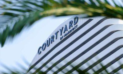 Marriot inicia pruebas para registros y salidas sin contacto