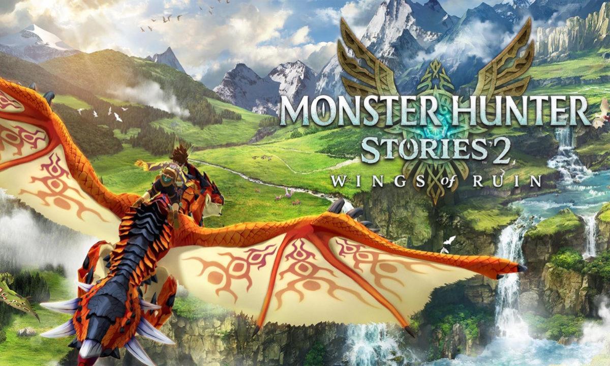 Monster Hunter Stories 2 Wings of Ruin requisitos minimos y recomendados pc