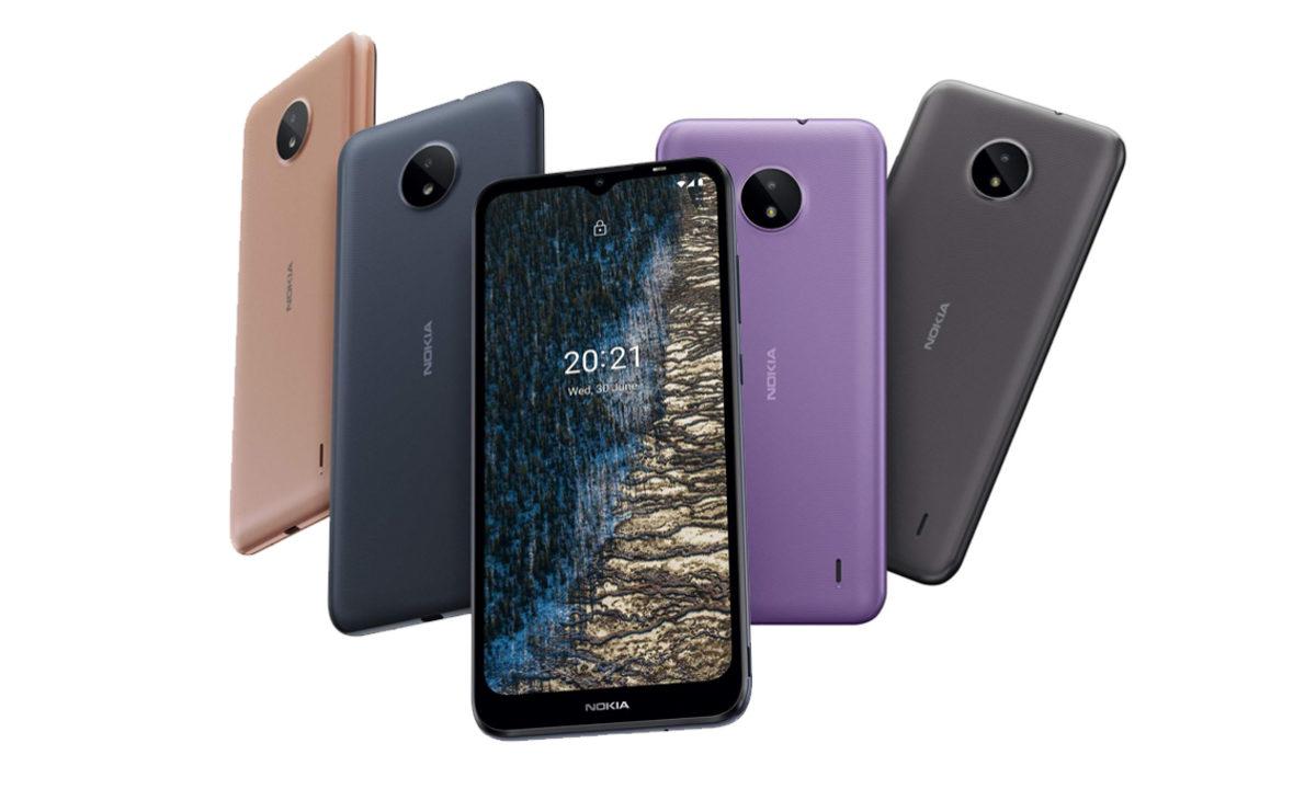 Nokia C10 y Nokia C20
