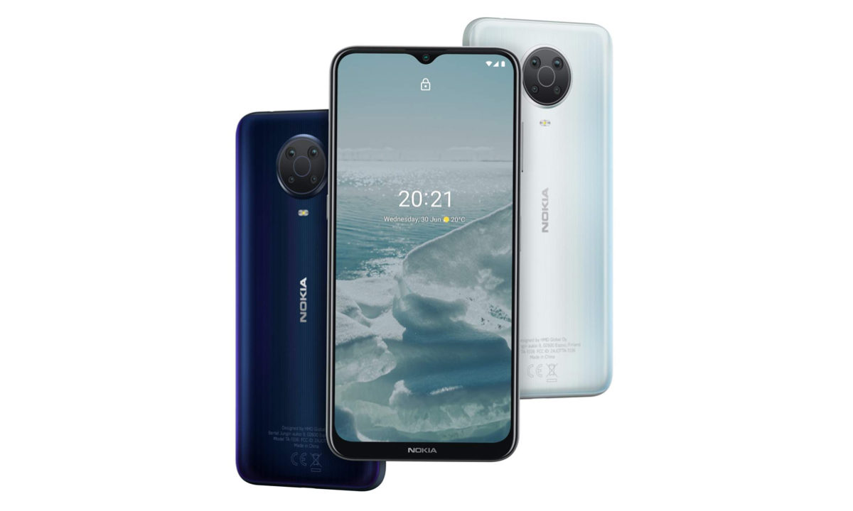 Nokia G10 y Nokia G20