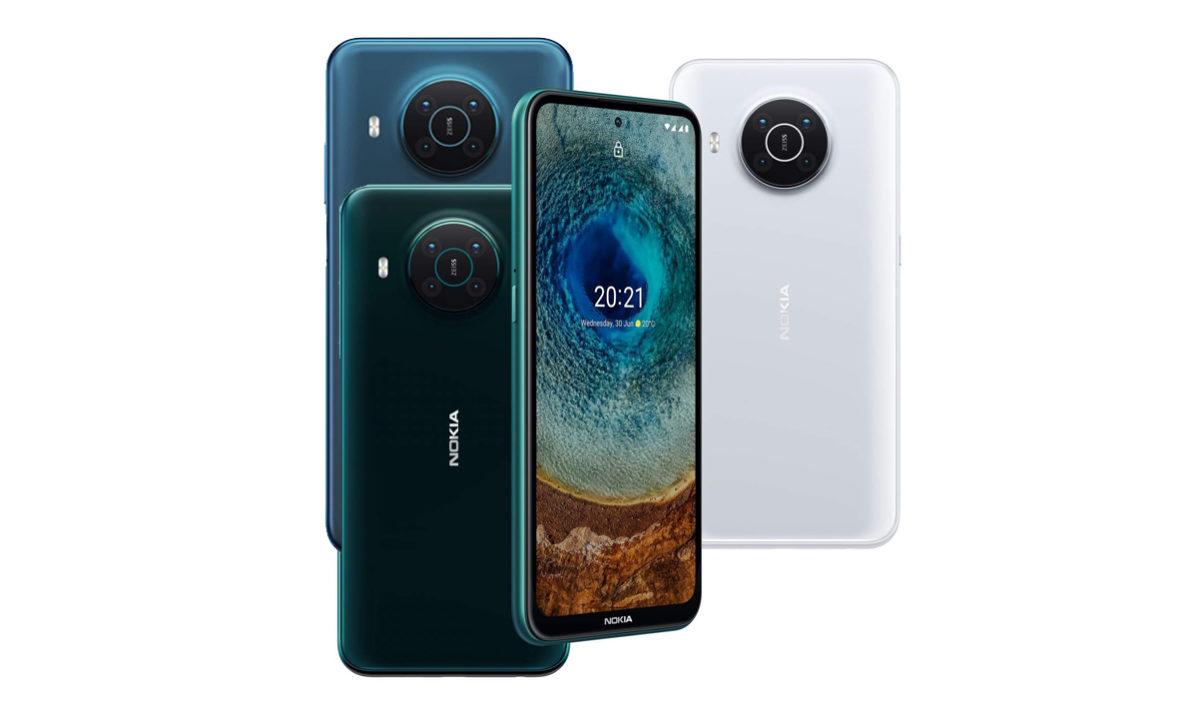 Nokia X10 y Nokia X20