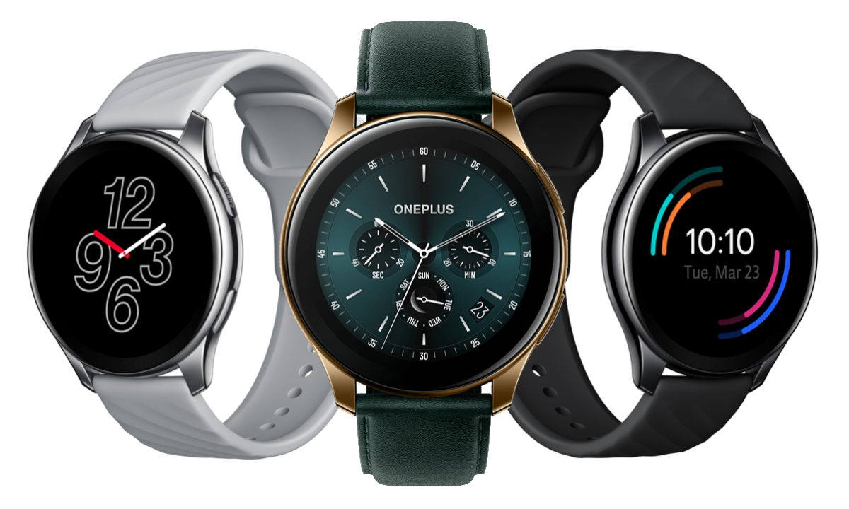 OnePlus Watch colores