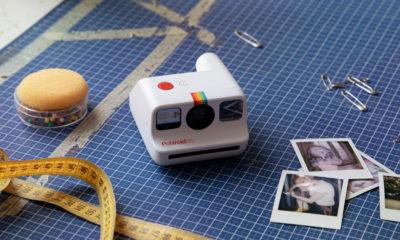 Polaroid Go cámara instantánea analógica pequeña