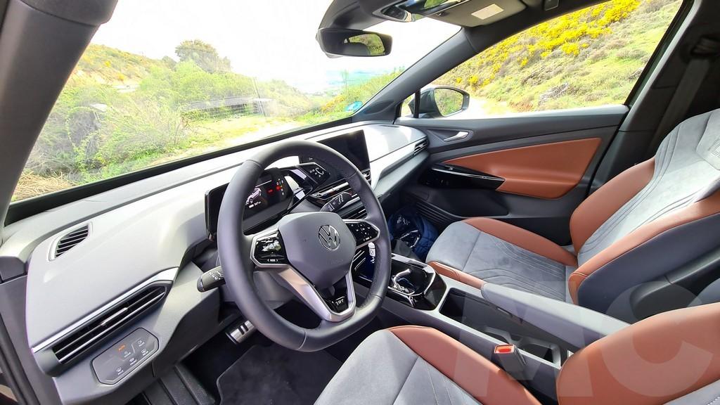 El futuro eléctrico de Volkswagen y toma de contacto del ID.4 35