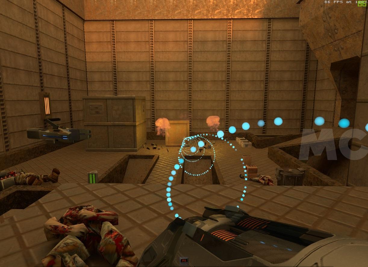 Trazado de rayos en Quake 2 RTX