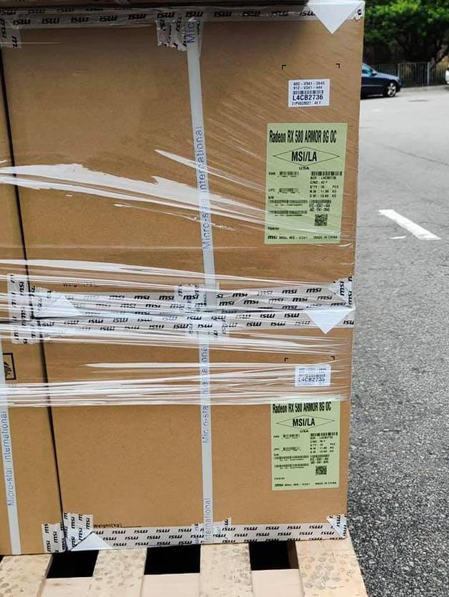 Las nuevas GeForce RTX 3080 Ti pasan por la aduana de Hong Kong 29