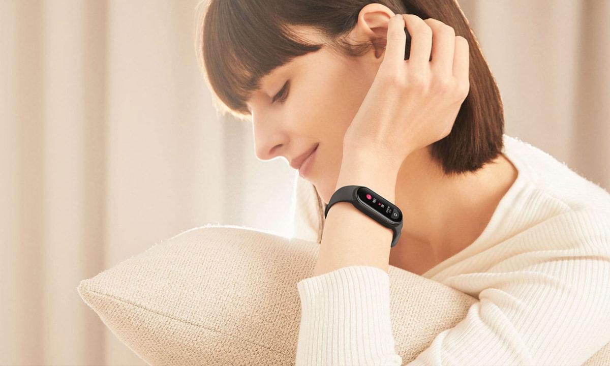 Regalos dia de la madre pulsera de actividad Xiaomi Band 6