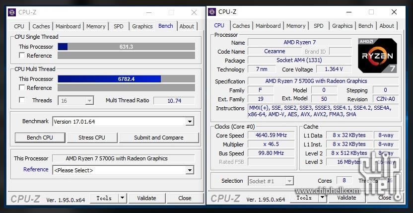 AMD Ryzen 7 5700G, primeras pruebas de la versión final 29