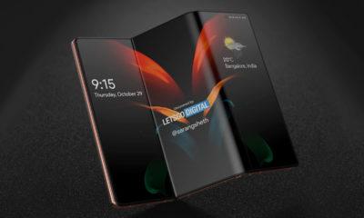 Samsung Galaxy Z Fold Tab tablet plegable 2022