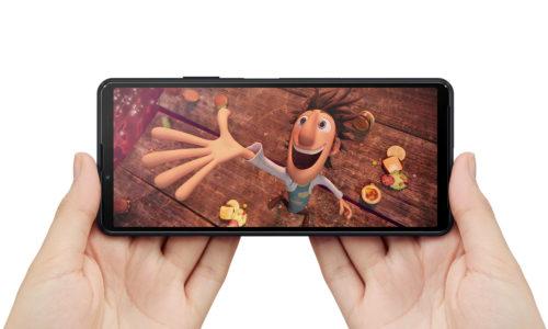 Sony Xperia 10 III pantalla