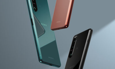 Sony Xperia III smartphones Xperia 1 Xperia 5 Xperia 10