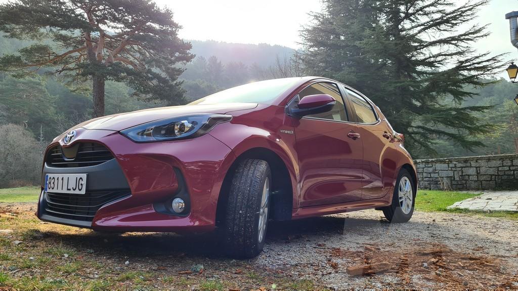 Toyota Yaris 2021, correspondencia 40
