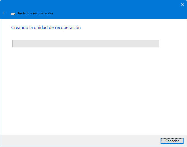 How to create a USB recovery drive for Windows 10 37