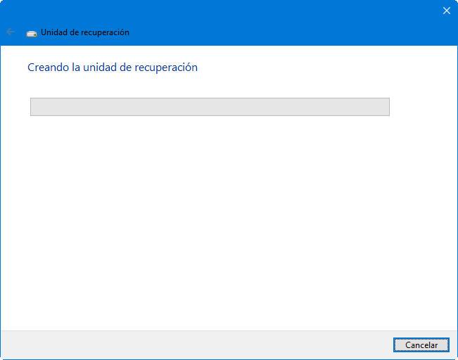 Cómo crear una unidad de recuperación USB para Windows 10 38