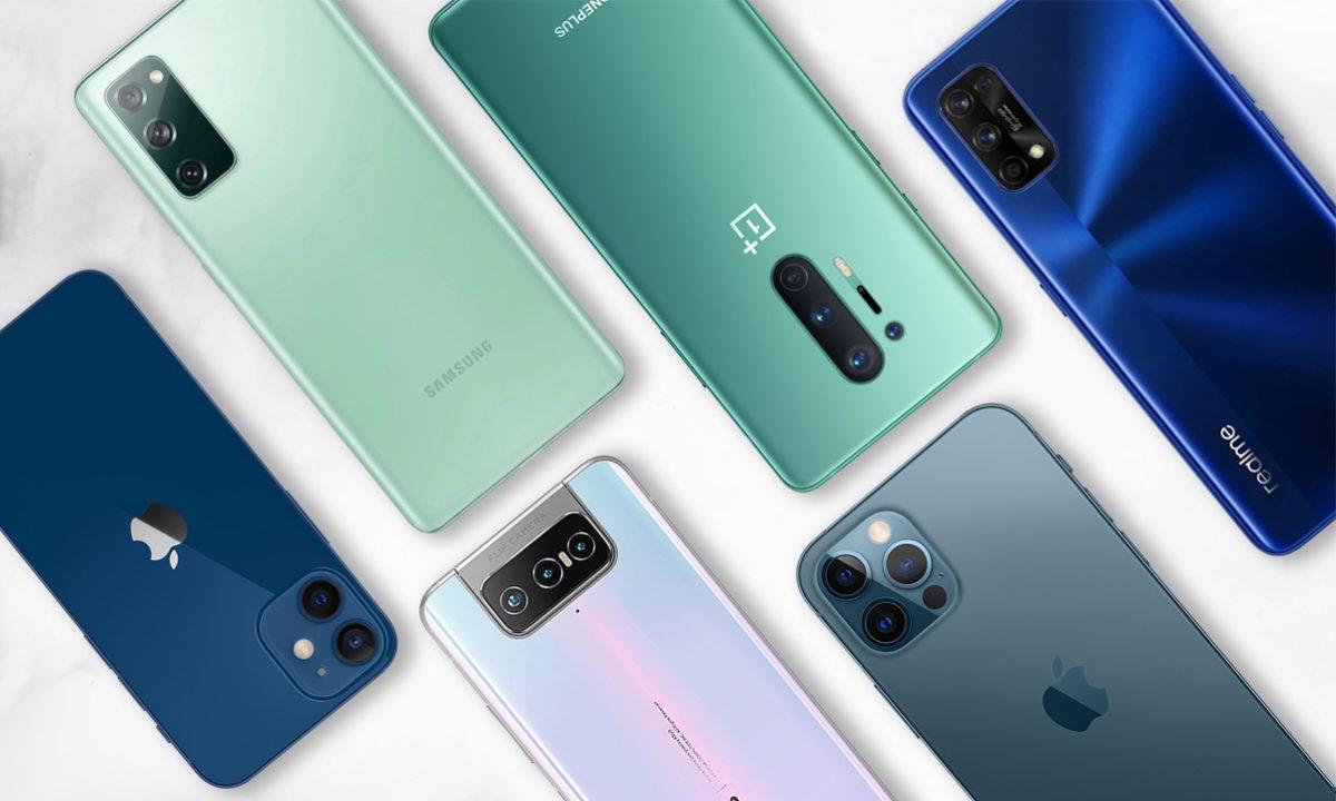 Las ventas de smartphones crecen un 24%, con grandes cambios en el ranking de fabricantes 27