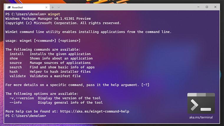 Microsoft publica nueva versión del Windows Package Manager 30