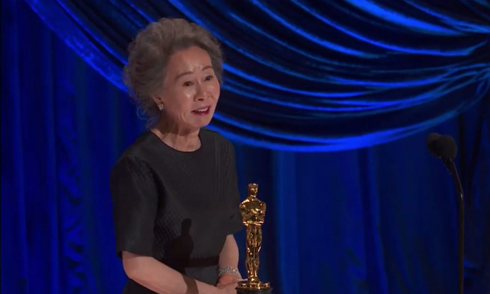 Youn Yuh-jung Premios Oscar 2021