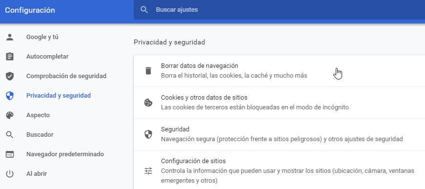 Cómo exportar y eliminar contraseñas guardadas en Chrome 40