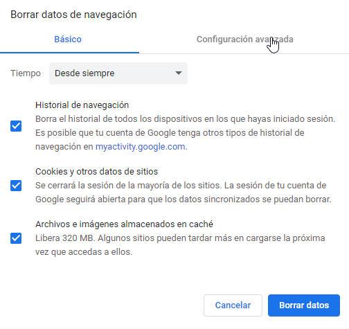 Cómo exportar y eliminar contraseñas guardadas en Chrome 42