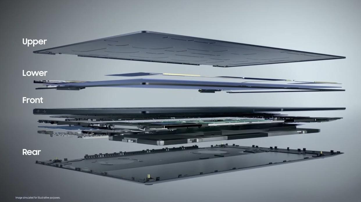 Nuevo Samsung Galaxy Book: un portátil con complejo de smartphone que une lo mejor de los dos mundos 36