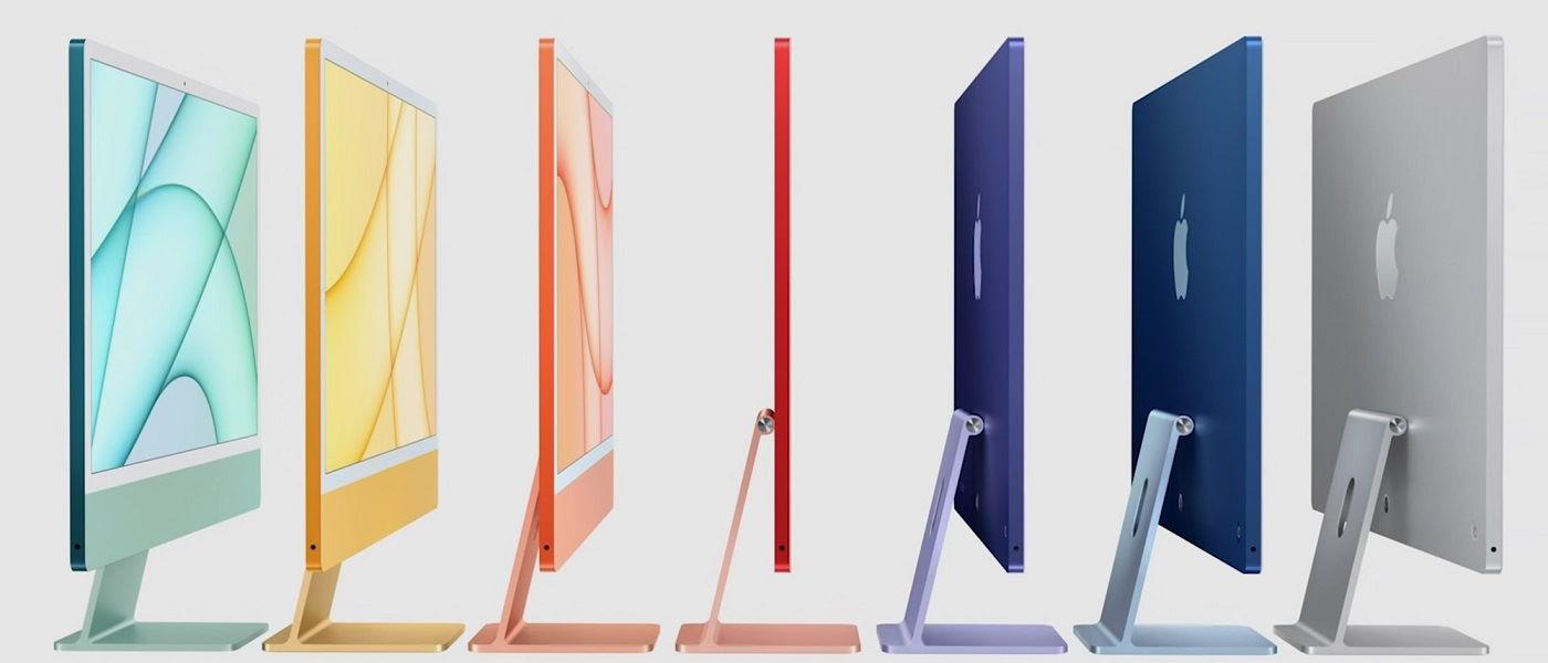 Apple presenta el iMac 2021 y confirma una profunda renovación, tanto interior como exterior 31