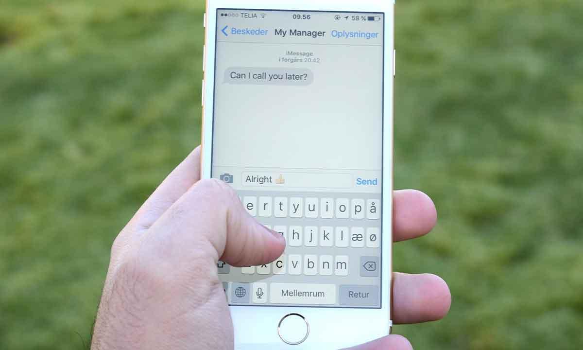 Apple: iMessage en Android nos perjudicaría