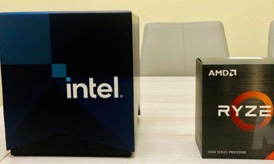 procesadores Intel y AMD