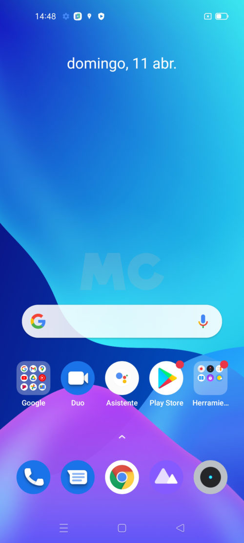 realme 8 pro Android 11