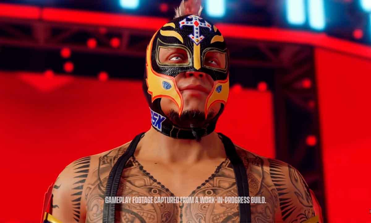 WWE 22K: vuelven los golpes... quizá en el juego, quizá contra 2K