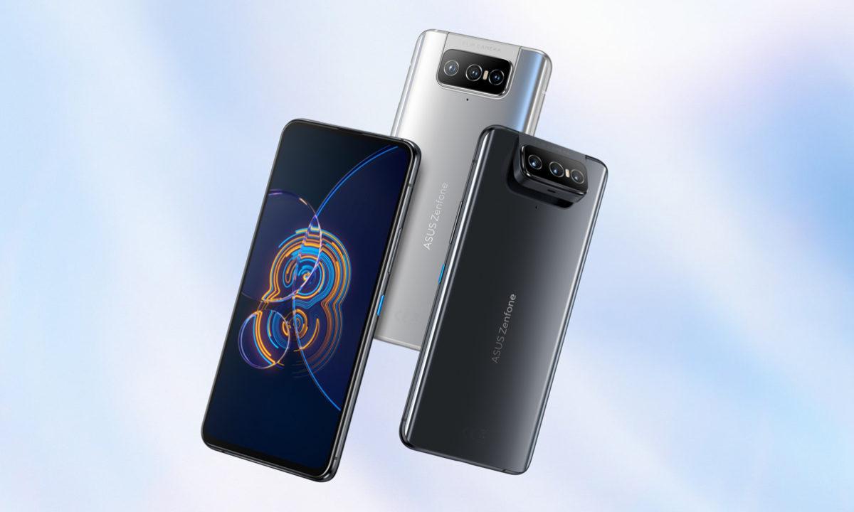 ASUS Zenfone 8 Flip especificaciones