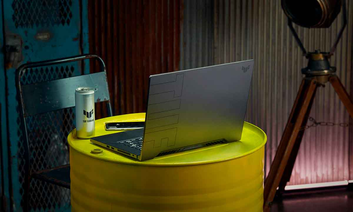 ASUS actualiza sus gama de portátiles y dispositivos gaming