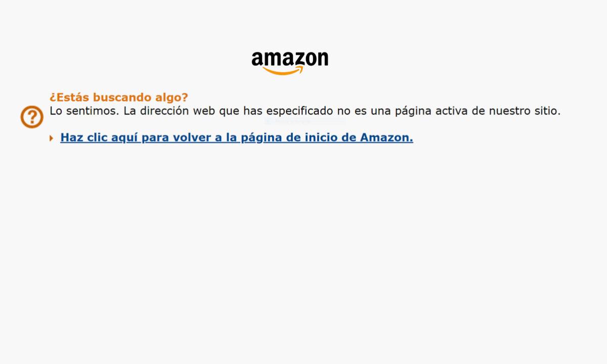 Amazon reseñas falsas pagina eliminada