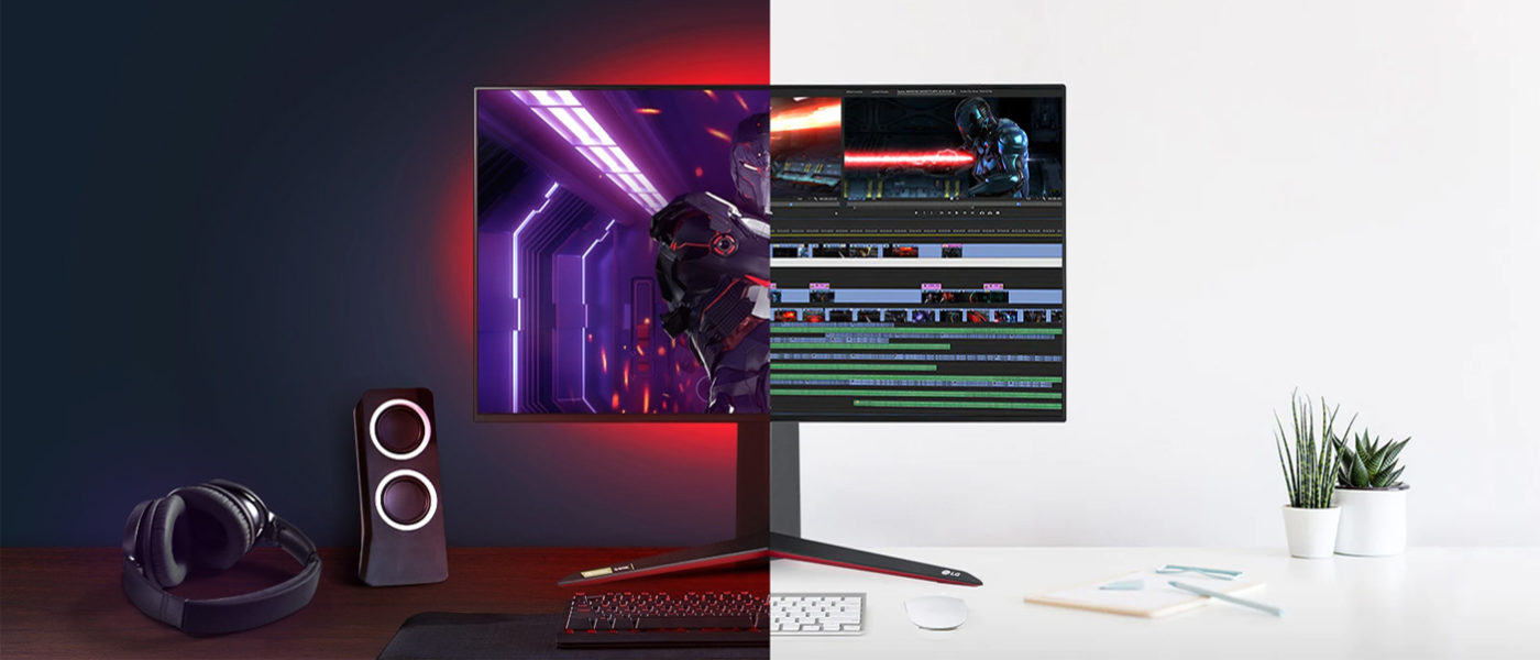 Análisis LG UltraGear 27GN950-B Portada