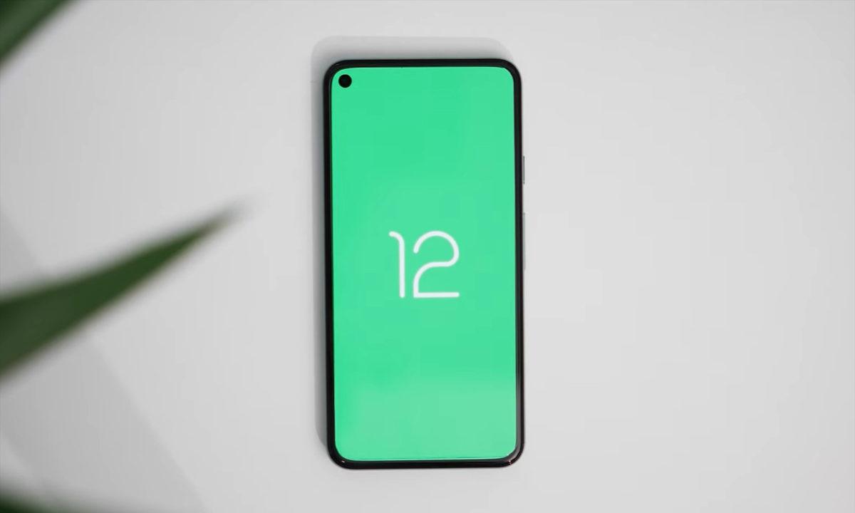 Android 12: se filtra un vídeo de presentación