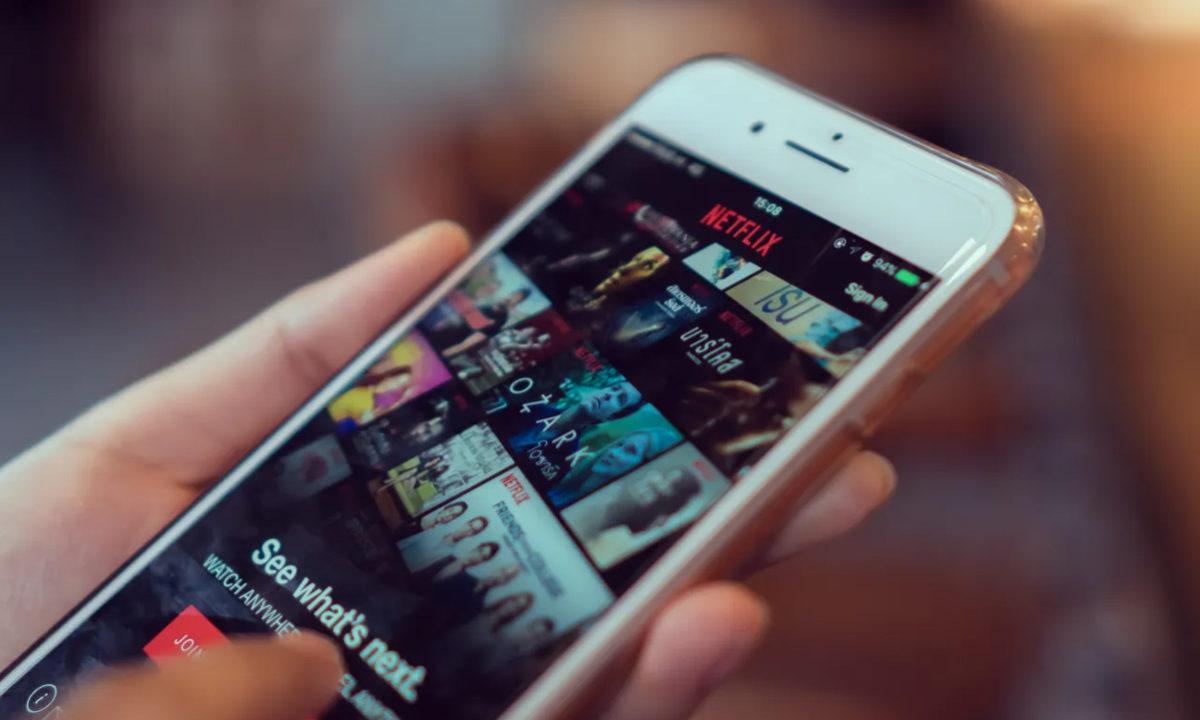 App Store Apple iPhone Netflix